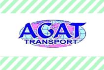 linie autokarowe agat logo